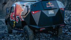 Red Bull Land Rover: ispirata a un F-22 - Immagine: 4