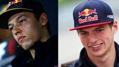 Red Bull, cambio volante: Verstappen al posto del cattivo Kvyat