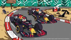 Red Bull Racing Natale 2017