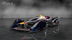 Red Bull Racing X2014 Gran Turismo - Immagine: 1