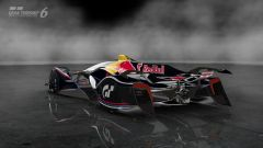 Red Bull Racing X2014: la concept per Gran Turismo 6 ha 1.479 cv