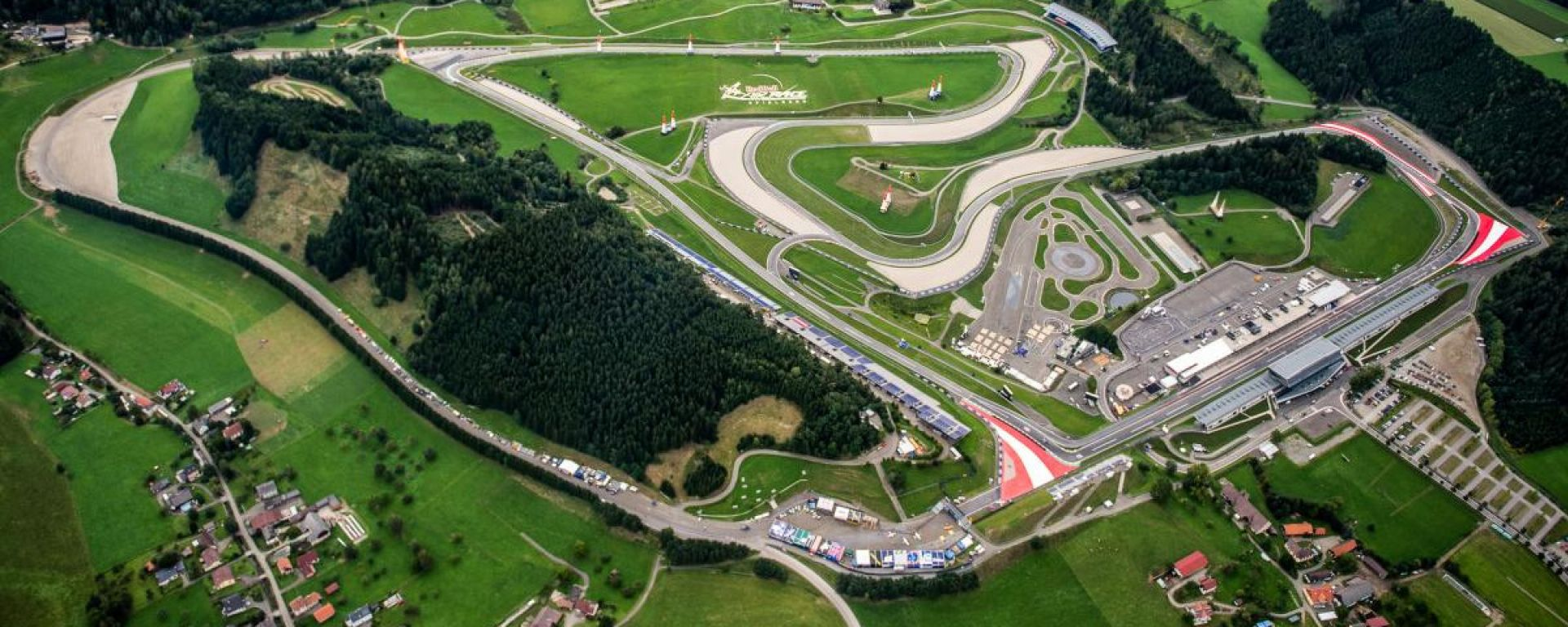 Red Bull Ring, Spielberg (Austria)