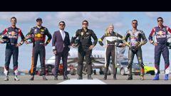 Red Bull Ultimate Drag Race: i 7 piloti coinvolti