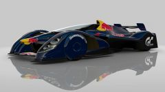 Red Bull X2010: il prototipo digitale creato 6 anni fa da Adrian Newey di Red Bull, che ora pensa alla Aston Martin AM-RB 001