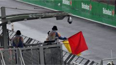 Red Flag - Brazil GP