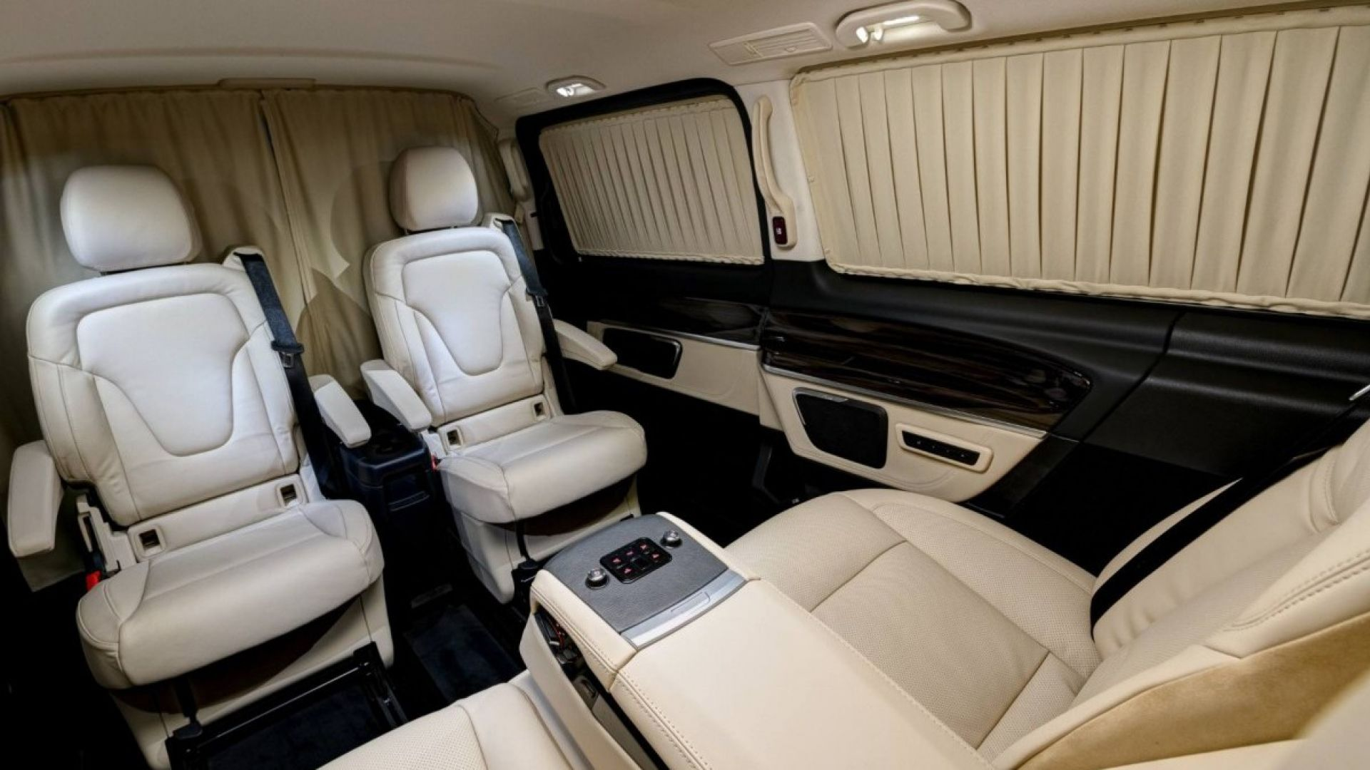tuning redline engineering mercedes benz classe v motorbox. Black Bedroom Furniture Sets. Home Design Ideas