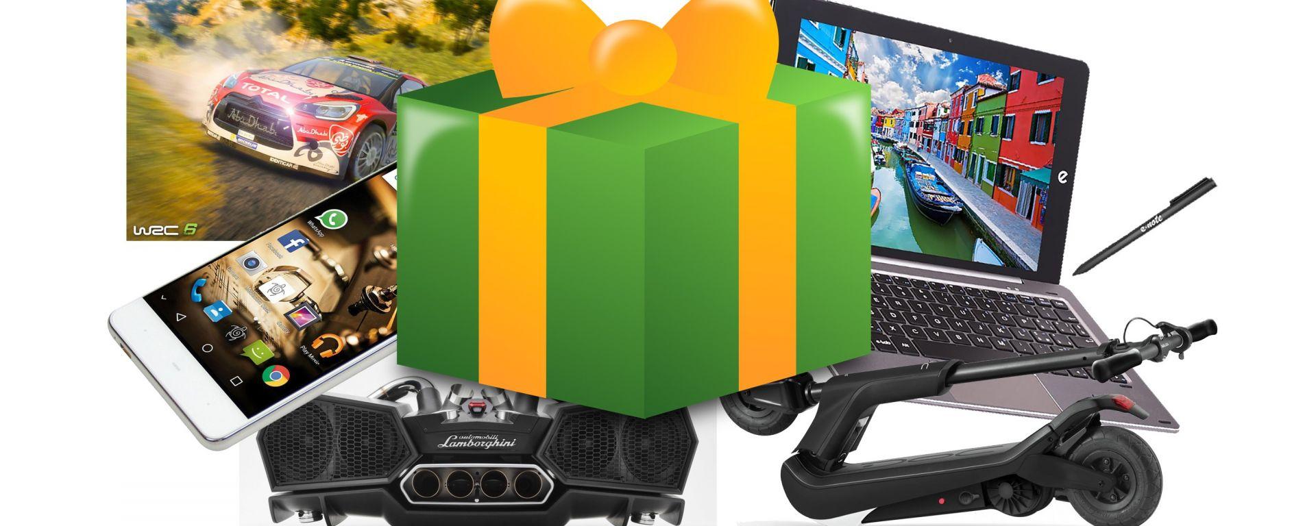 Natale regali last minute regali di natale idee hi tech for Regali hi tech