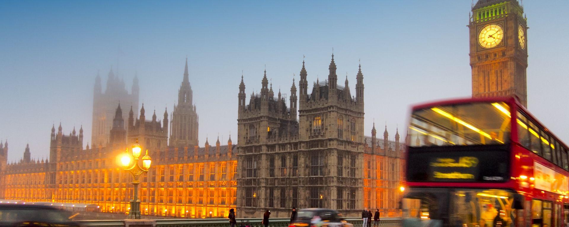 Regno Unito: si guida a sinistra
