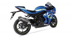 Remus Suzuki GSX-R 1000 2017, carbonio