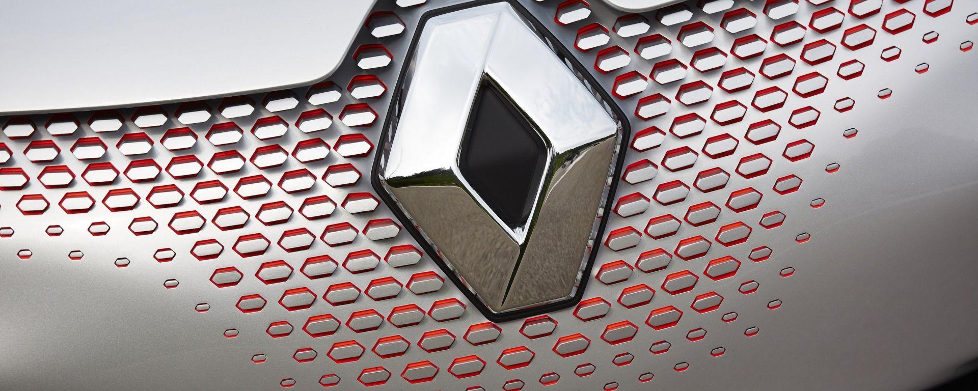 Renault: 117 anni di storia in un logo