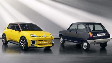 Renault 5, il ritorno di un'icona