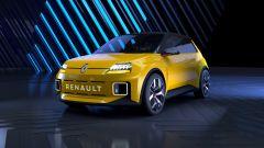 Renault 5, torna la compatta francese in versione elettrica