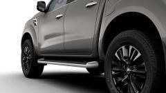 Renault Alaskan 2020, dettaglio del sottoporta
