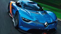 Renault Alpine A110-50: ecco un nuovo video - Immagine: 61