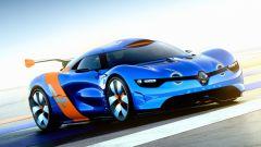 Renault Alpine A110-50: ecco un nuovo video - Immagine: 44
