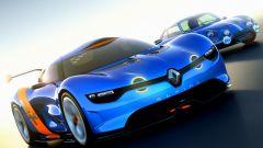 Renault Alpine A110-50: ecco un nuovo video - Immagine: 36