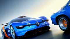Renault Alpine A110-50: ecco un nuovo video - Immagine: 1