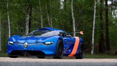 Renault Alpine A110-50: ecco un nuovo video - Immagine: 16