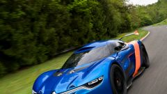 Renault Alpine A110-50: ecco un nuovo video - Immagine: 34