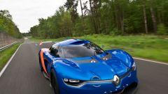 Renault Alpine A110-50: ecco un nuovo video - Immagine: 33