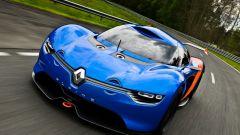 Renault Alpine A110-50: ecco un nuovo video - Immagine: 32