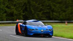 Renault Alpine A110-50: ecco un nuovo video - Immagine: 5