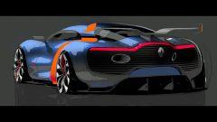 Renault Alpine A110-50: ecco un nuovo video - Immagine: 13