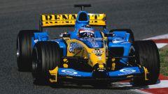 ...Renault, anch'essa due volte iridata con Alonso, prima di lasciare nel 2010 e far subentrare la...