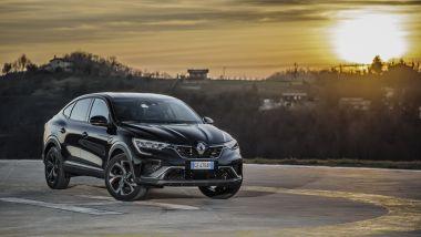 Renault Arkana: 3/4 anteriore