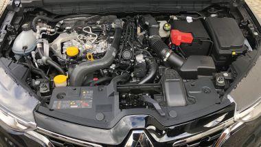 Renault Arkana: il motore