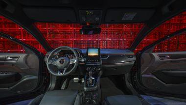 Renault Arkana: interni