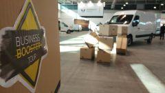 Renault Business Booster Tour: Kangoo, Trafic e Master arrivano con l' X-Track - Immagine: 13