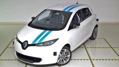 Renault Callie: il prototipo a guida autonoma che scarta gli ostacoli bene come i piloti