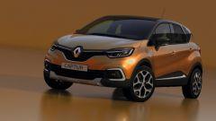 Renault Captur 2017, il restyling debutta a Ginevra