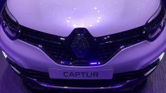 Renault Captur 2017, marchio