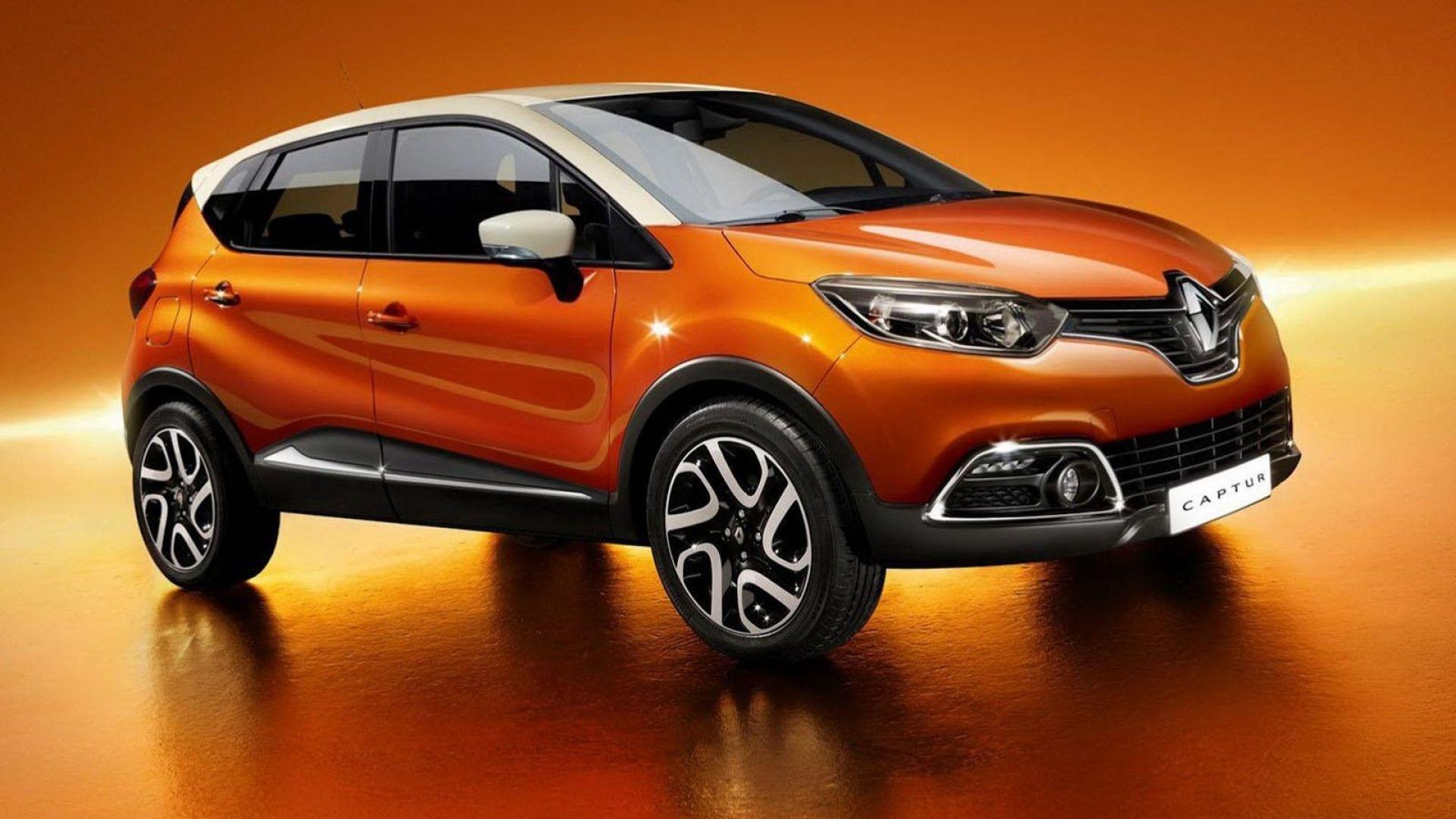 Crossover Vs Suv >> Renault: un nuovo piccolo SUV con la nuova Captur 2019 ...