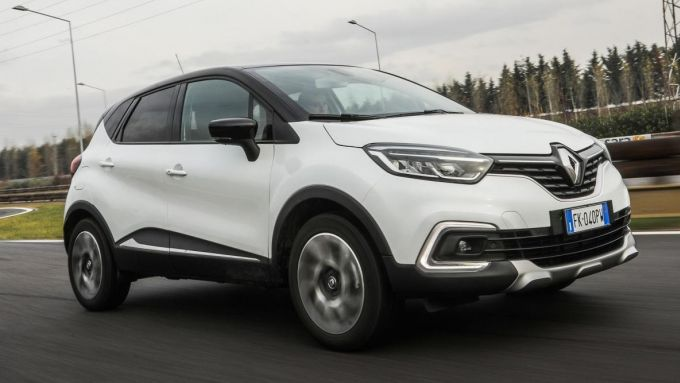 Renault Captur (2018)
