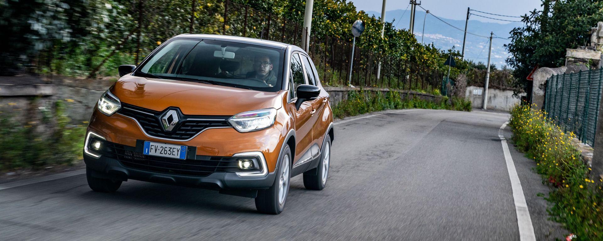 Renault Captur: i nuovi motori TCe 1.3 e la Sport Edition