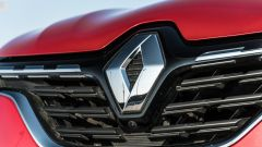 Renault Captur 2019, dettaglio del frontale
