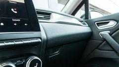 Renault Captur 2019, dettaglio della plancia