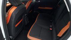 Renault Captur 2019 divano posteriore