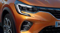 Renault Captur 2019, fari anteriori