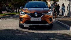 Renault Captur 2019, il frontale