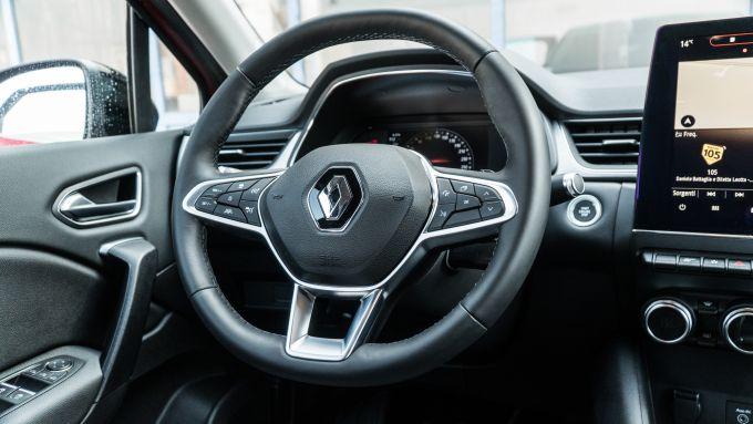 Renault Captur 2019, il volalte