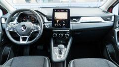 Renault Captur 2019, la plancia