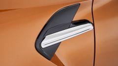 Renault Captur 2019 maniglia porta a scomparsa
