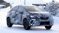 Renault Captur 2019, prime foto spia. Ecco come sarà - Immagine: 4