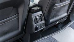 Renault Captur 2019, prese USB e a 12 V per chi siede dietro