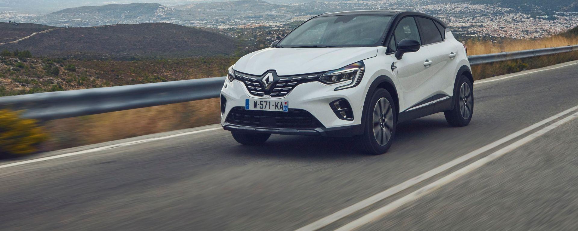 Renault Captur 2019: le impressioni dopo la prova su strada