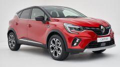 Renault Captur 2019 vista 3/4 anteriore